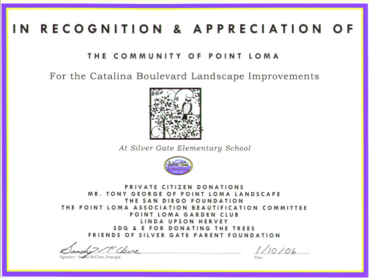 The Community of Point Loma